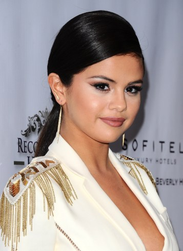 Selena Gomez 3rd Annual Unlikely Heroes Awards & Gala2
